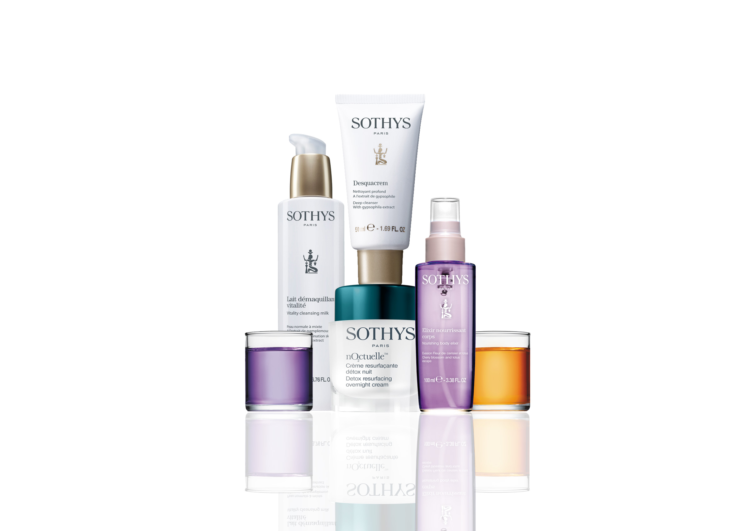 Welcome to Sothys Paris | Sothys